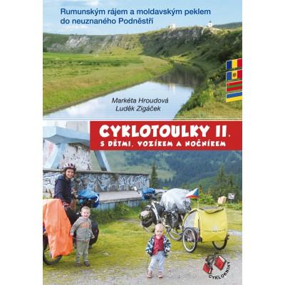 Cyklotoulky s dětmi, vozíkem a nočníkem II
